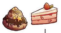 Pôle 2 : Entremets et petits gâteaux